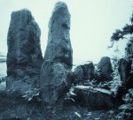 The Bridestones, Cheshire