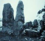 The Bridestones, Cheshire