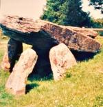 Arthur's Stone, Herefordshire