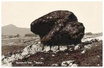 Samson's Toe Glacial Erratic Boulder, Langcliffe, North Yorks.