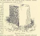 Rastrick churchyard cross of (Wikipedia).