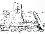 St Patrick's Chair, Marown.