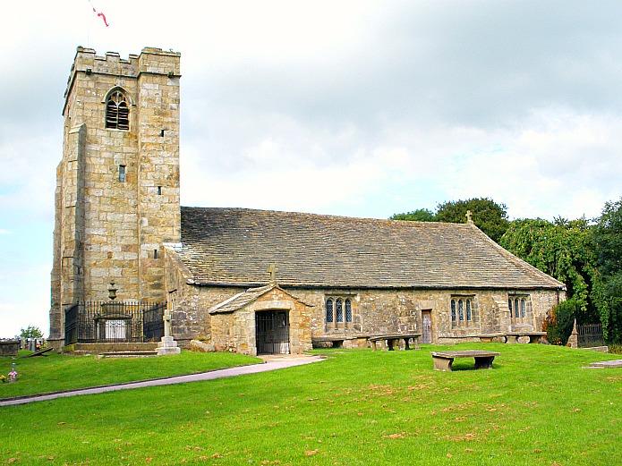 St Mary Le Gill Church Barnoldswick Lancashire The