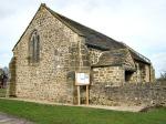 St Saviour's Chapel at Stydd, Ribchester.