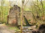 Washwheel Mill Ruins, Ashworth Valley, Rochdale