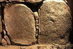 Gavrinis Decorated Stones (Photo Credit: Wikipedia)