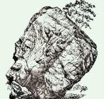 The Bowder Stone, Cumbria