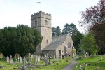 Another View Of St Teilo's Church, Llantilio Pertholey.