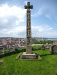 Caedmon's Cross, Whitby (East Face)