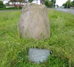 The Crossgates Stone at Seamer near Scarborough.