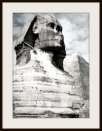 Great Sphinx at Giza, Lower Egypt.