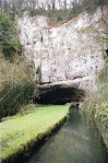 Wookey Hole Cave River Axe (photo credit: Pierre Terre (Wikipedia)