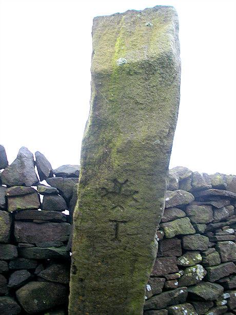 Boundary stone waymarker the journal of antiquities