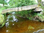 The Clam bridge, Wycoller, Lancashire.