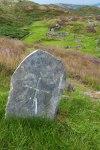 Aethne's Grave on Eileach an Naoimh (photo credit: Gordon Doughty Geograph)