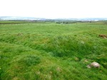Ringstones Earthwork near Worsthorne, Lancashire.
