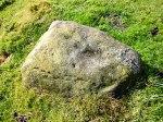 Stone near Cob Stone (possible faint cup-marks)