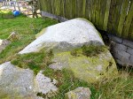 Greystones Farm Cup-Marked Rock (beside the large barn).