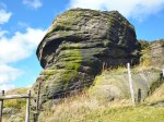 Hawks Stones, near Todmorden (strange shaped rocks).