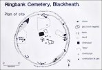 Plan of Blackheath Ringbank Cemeterey, near Todmorden.