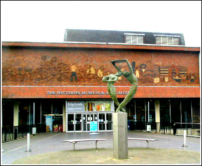 Exhibition Stands Stoke On Trent : The potteries museum and art gallery hanley stoke on